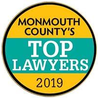 Monmouth County Top Lawyer 2019